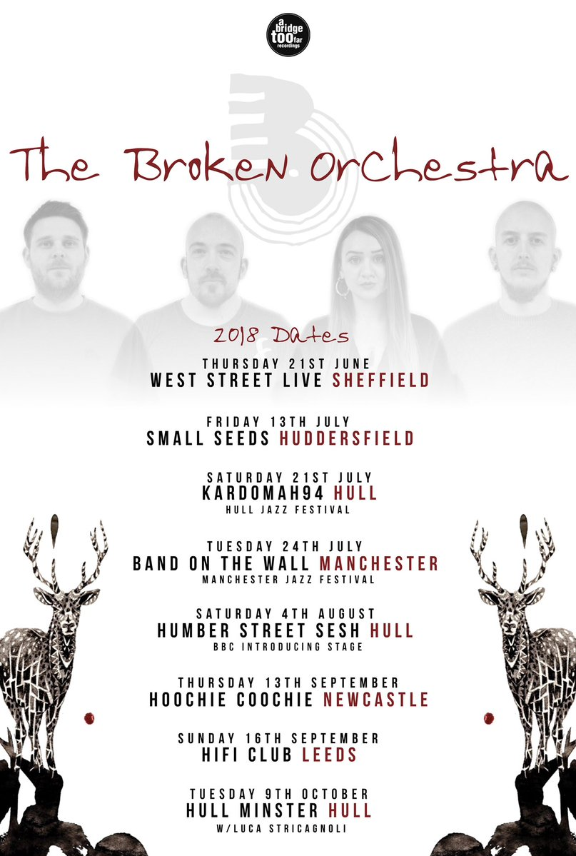 1create - Broken Orchestra Gig Run