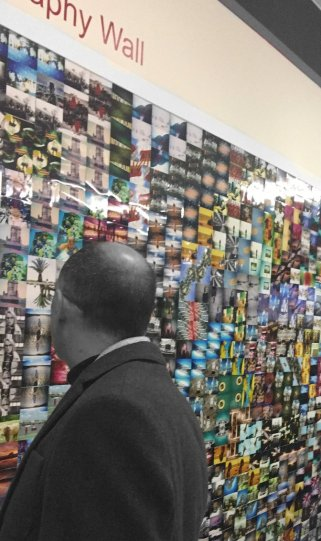 1create - HIP Fest 2018 opening lomography wall
