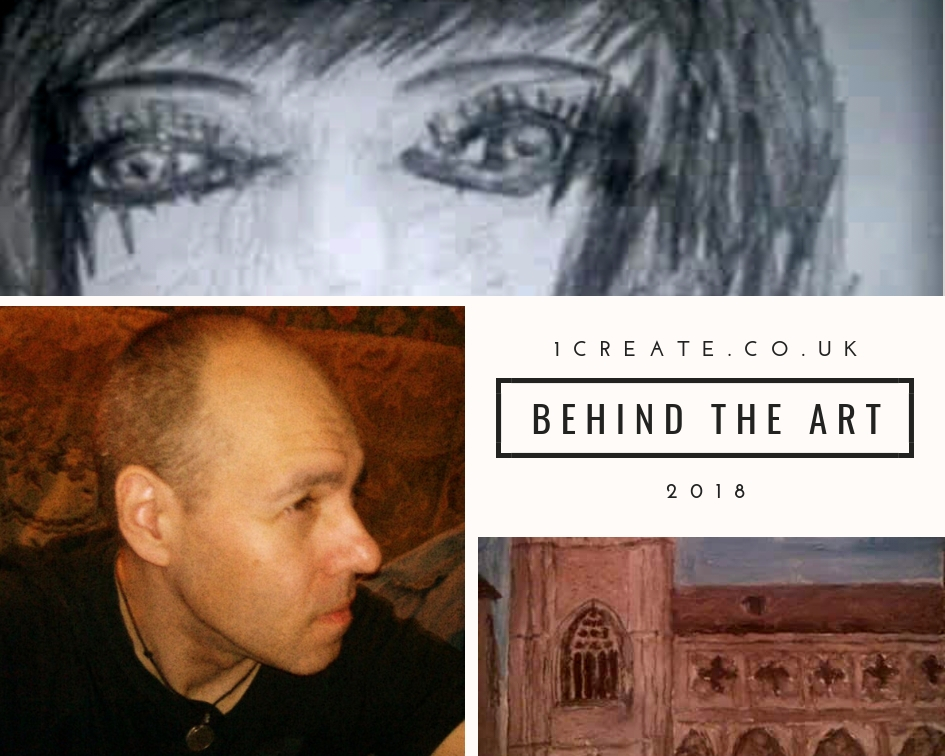 1create - Behind the Art 15th Edition Mark Southern