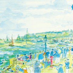1create - 02 Cowes Regatta by Patricia Thompson