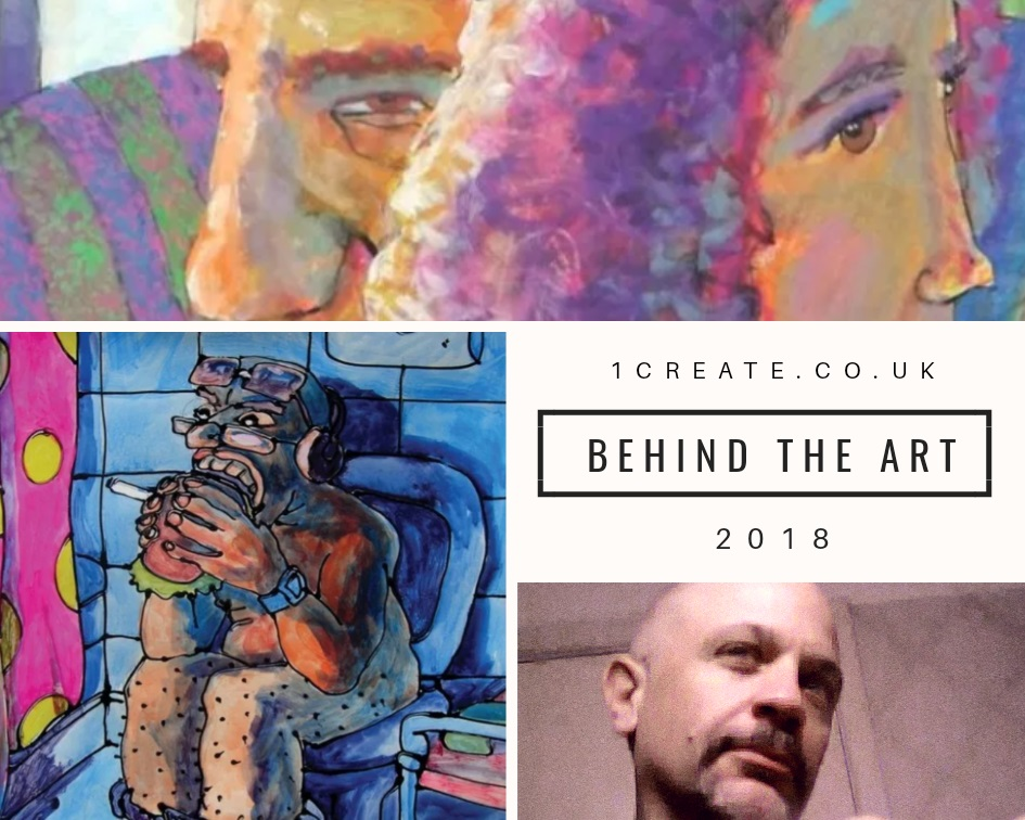 1create - Behind the art 2018 with Horacio Petre