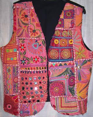 shabby vest