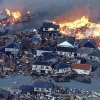 """Terremoto de Japón… """"No te detengas""""…"""