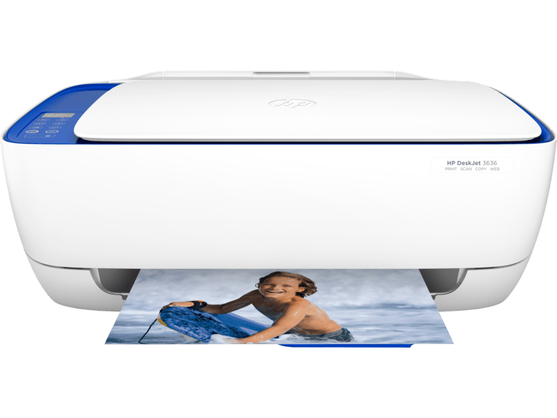 Hp Deskjet 2632 Ink All In One ~ lucky human review go