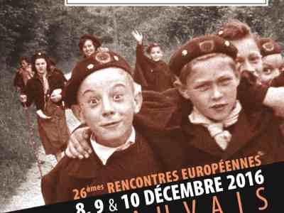 Les 26e rencontres de l'association INEDITS – Films amateurs / Mémoire d'Europe