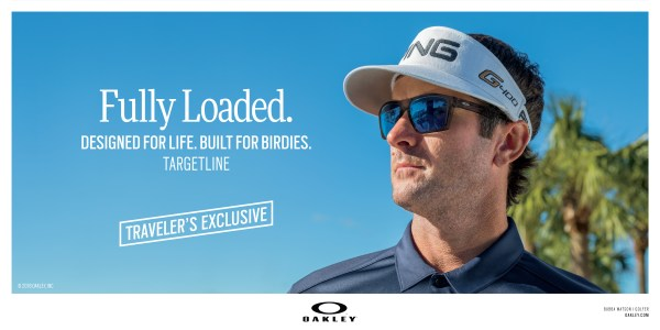 25f549df32 Luxottica launches travel shopping-exclusive Oakley Targetline ...