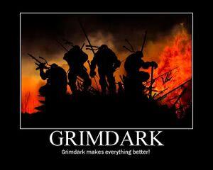 Grimdark  1d4chan