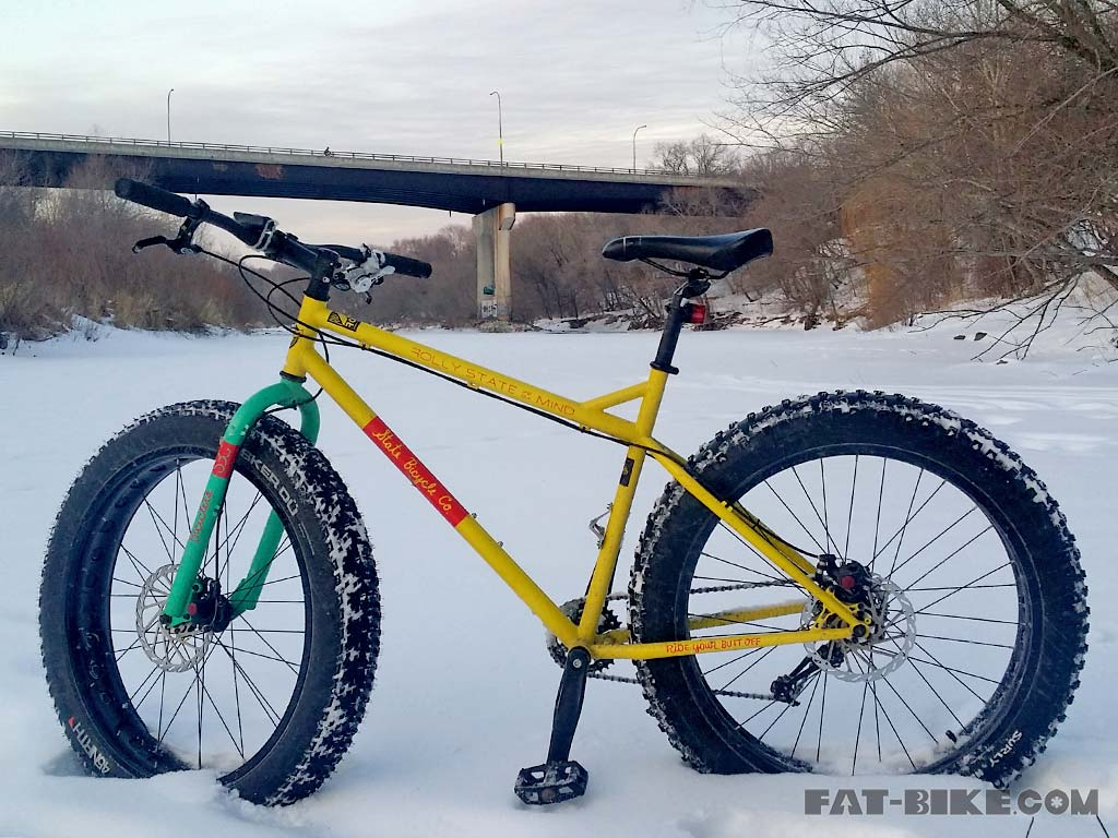 state bicycle company megalith