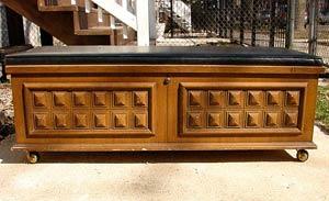 реставрация мебели до