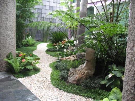 камни в ландшафтном дизайне 2