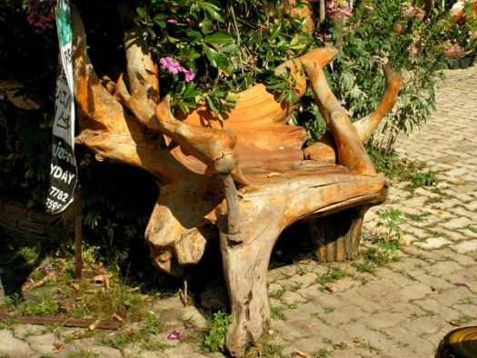 садовая мебель своим руками 5