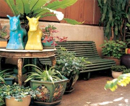 красивый двор фото