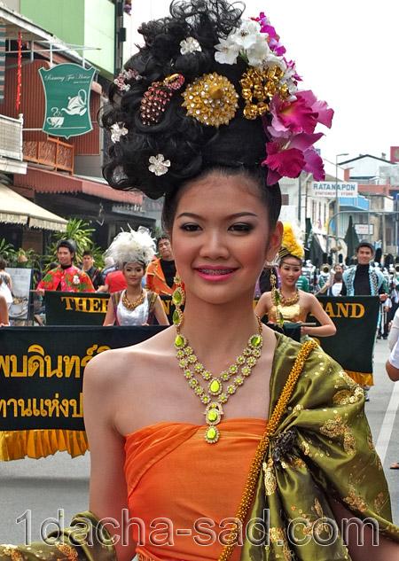 фестиваль цветов в таиланде (7)