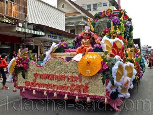 фестиваль цветов в таиланде (19)