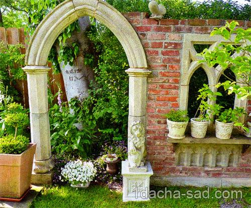 самые красивые сады фото
