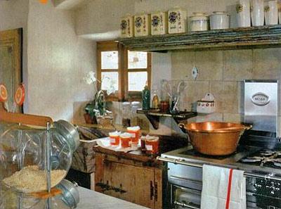 интерьер дома в стиле прованс (8)