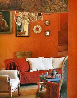 интерьер дома в стиле прованс (5)