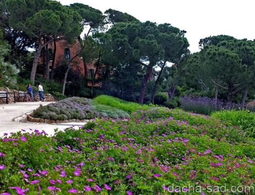 парк гуэль барселона фото (3)