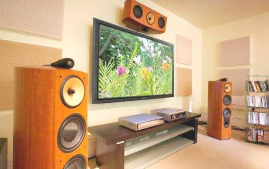 Звукоизоляция в доме