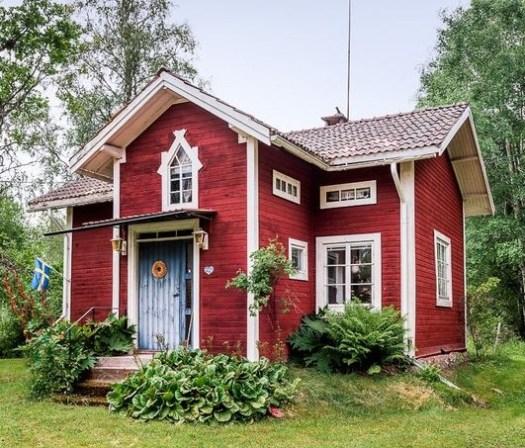 Скандинавский частный дом