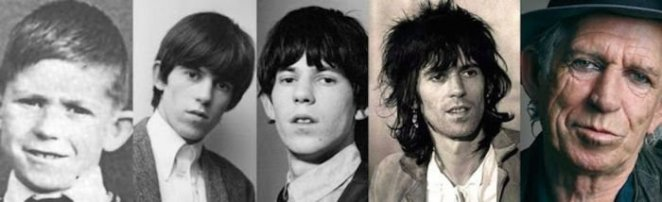 From youth to old celebrities-17