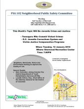 PSA 102 Flyer January Meeting 011210