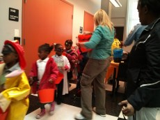 1D and CAC PreK Halloween 2013