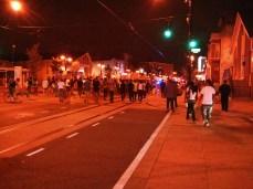 H Street Protest Black Lives Matter 083014