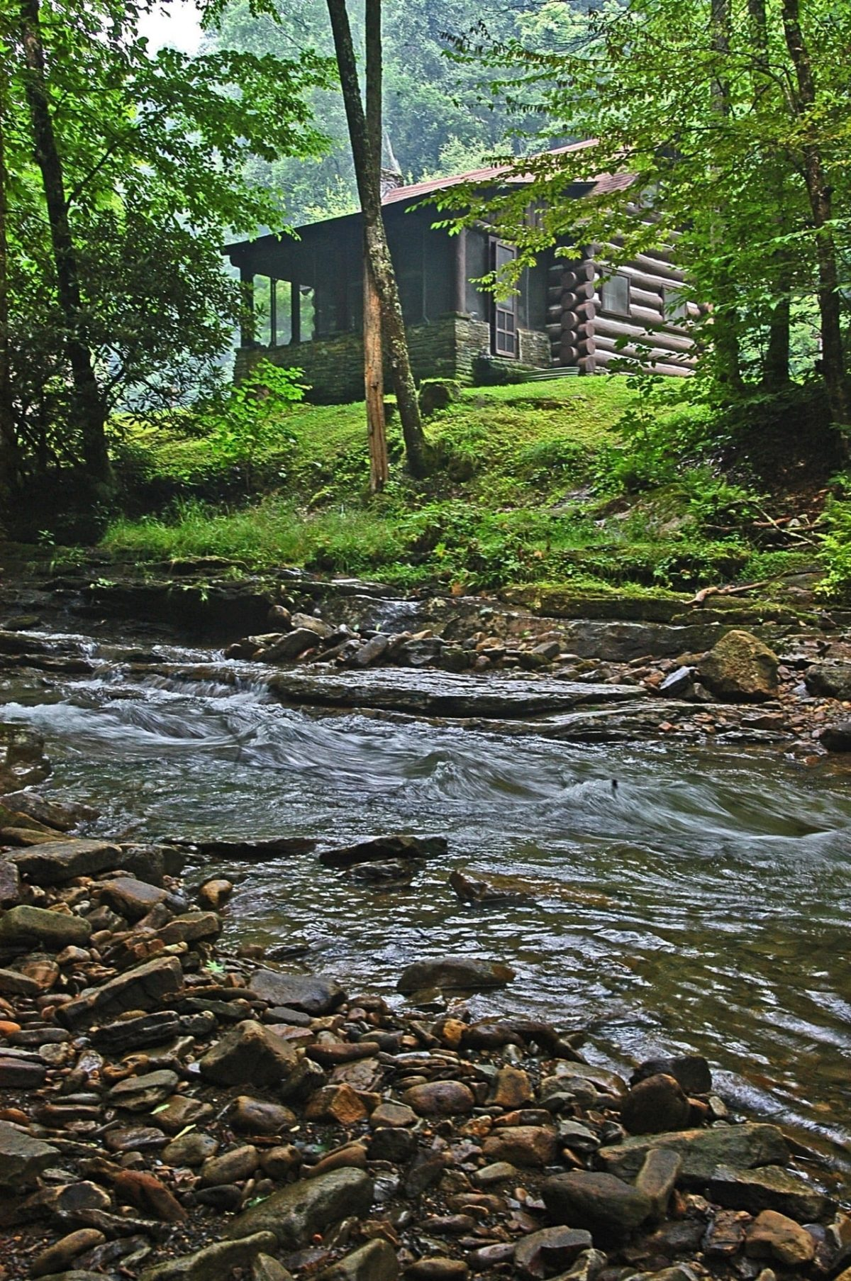 Kumbrabow State Forest  West Virginia State Parks  West