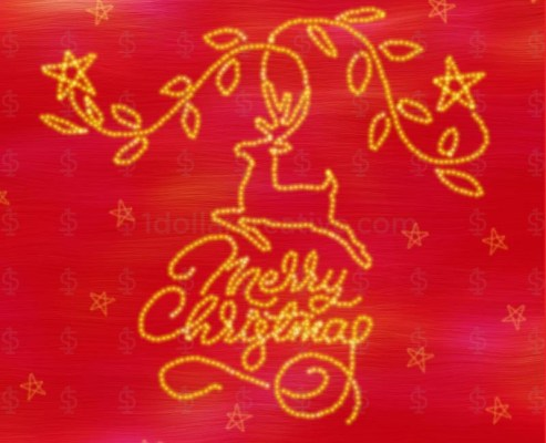 04 XMAS GRUNGE TEXTURE BACKGROUND