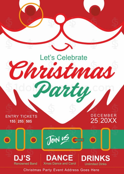 Christmas party invites-5