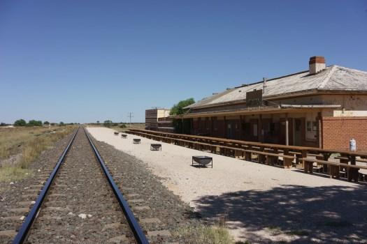 Rawlina Railway Station