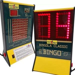 Bingomachine Classic Bingola machine
