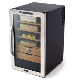chc 251s whynter stainless steel 2 5 cu ft cigar humidor [ 3000 x 3000 Pixel ]