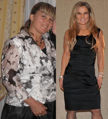female fat loss