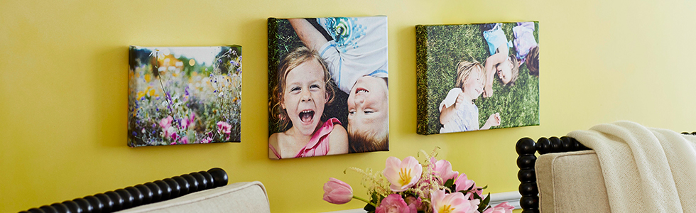 what is a canvas print.