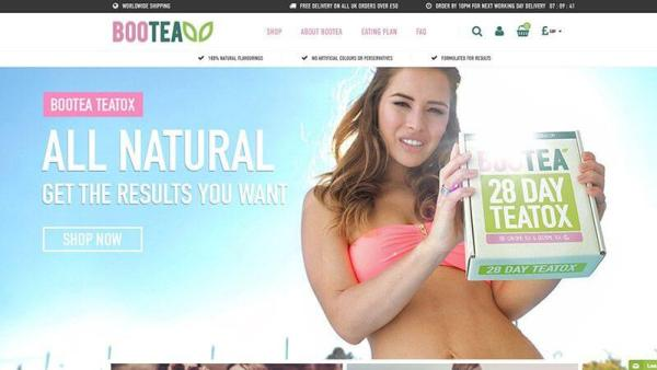 Bootea Shopify Store