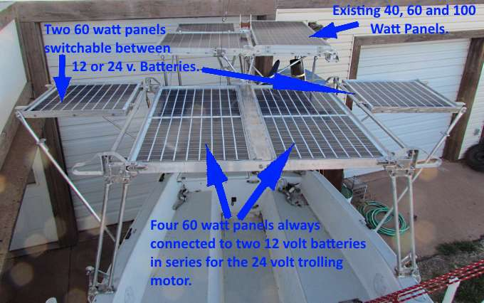 Solar Panels In Series And Parallel Wiring On 24 Volt Solar Panels