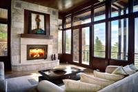 RSF Focus 320 Wood Fireplace | Sutter Home & Hearth