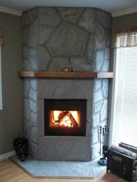 RSF Focus 250 Wood Fireplace | Sutter Home & Hearth