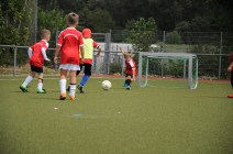Sommercamp 2015 beim 1. FC Nackenheim ©Kira Küstermann