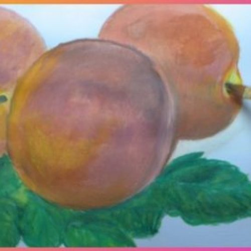 Watercolor Painting from the basics! 2 amazing projects