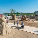 """1foto.lv-Kaspars-Veidemanis-10-025-of-044 11. Starptautiskais Smilšu skulptūru festivāls Jelgavā """"Summer Signs"""""""