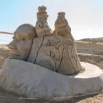 """1foto.lv-Kaspars-Veidemanis-27-010-of-044 11. Starptautiskais Smilšu skulptūru festivāls Jelgavā """"Summer Signs"""""""