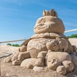 """1foto.lv-Kaspars-Veidemanis-4-003-of-044 11. Starptautiskais Smilšu skulptūru festivāls Jelgavā """"Summer Signs"""""""