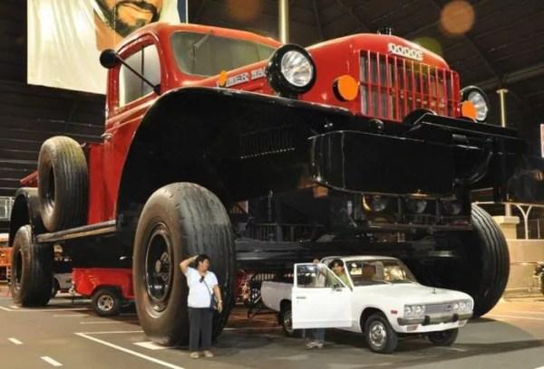 big truck # 25
