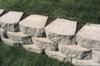 Retaining Wall Installation Instructions - Mutual Materials