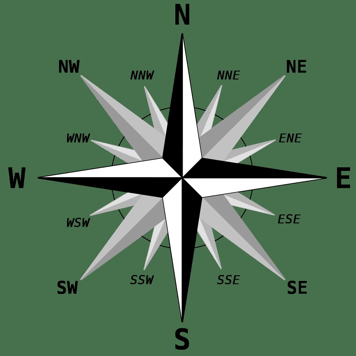 Как без компаса определить, где север, юг, запад и восток: практические советы