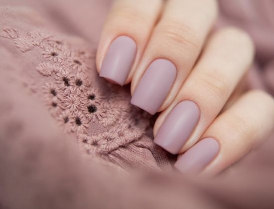 Fashion trends in manicure