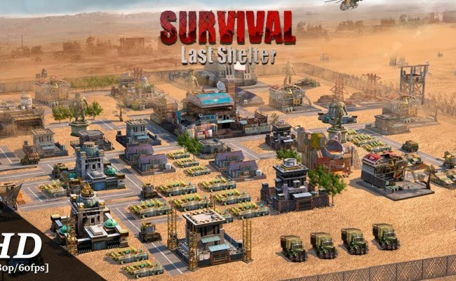 Download Last Shelter Survival Apk Mod For Android Ios